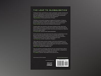 The Leap to Globalization: Creating New Value from Business Without Borders av Harry D. Korine