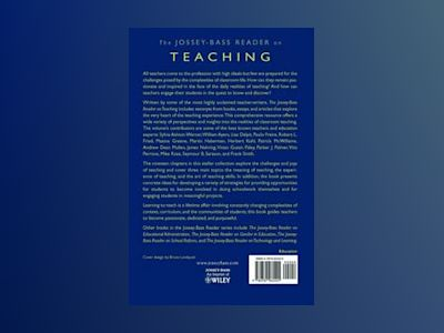The Jossey-Bass Reader on Teaching av Jossey-Bass Publishers