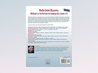 Media Center Discovery : 180 Ready-to-Use Activities for Language Arts (Gra av Barbara R. Hamm