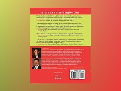 Shifting Into Higher Gear: An Owner's Manual for Uniting Your Calling and C av Tom Siciliano