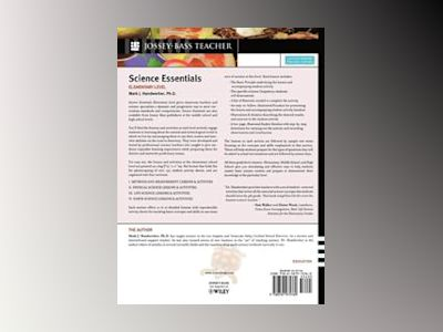 Science Essentials, Elementary Level: Lessons and Activities for Test Prepa av Mark J. Handwerker Ph.D.