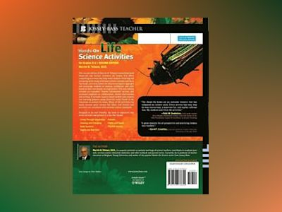 Hands-On Life Science Activities For Grades K-6, 2nd Edition av Marvin N. Tolman