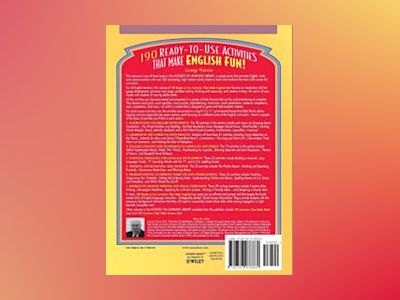 190 Ready-to-Use Activities That Make English Fun! av George Watson