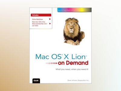 Mac OS X Lion on Demand av Johnson