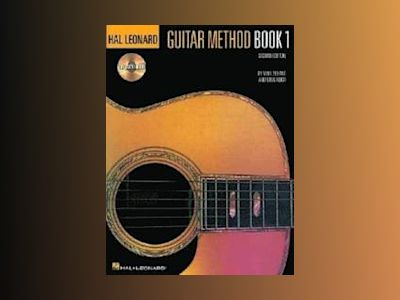 Hal Leonard Guitar Method inkl  CD av Will Schmid