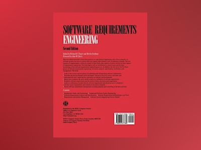 Software Requirements Engineering, 2nd Edition av Richard H. Thayer