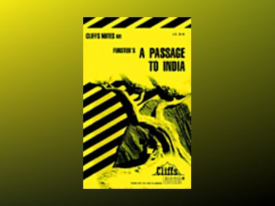 CliffsNotes A Passage To India av Norma Ostrander