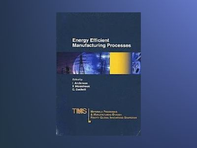 Energy Efficient Manufacturing Processes av I. Anderson