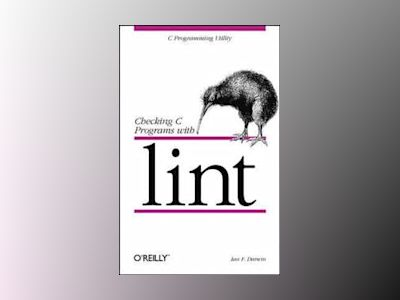 Checking C Programs with lint av Darwin