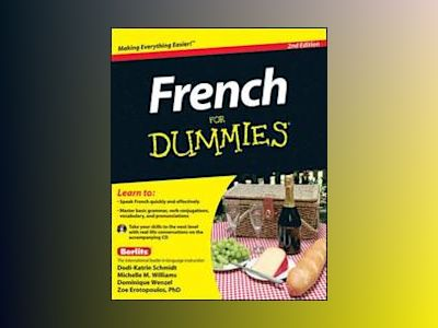 French For Dummies, with CD, 2nd Edition av Zoe Erotopoulos