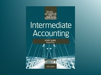 Intermediate Accounting, Volume 2, Study Guide, Vol. II , 14th Edition av Donald E. Kieso