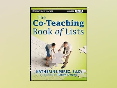 The Co-Teaching Book of Lists av Perez