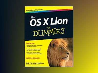 Mac OS X Lion For Dummies av Bob LeVitus