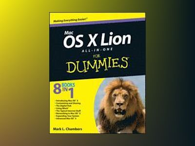 Mac OS X Lion All-in-One For Dummies av Mark L. Chambers