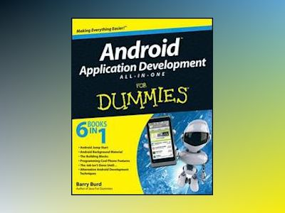 Android Application Development All-in-One For Dummies av Barry Burd