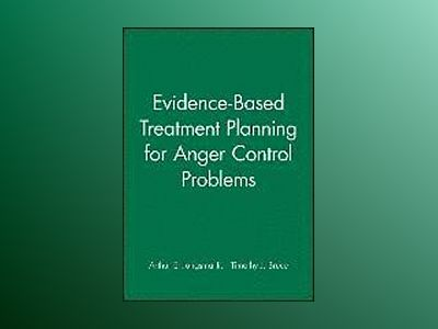 Evidence-Based Treatment Planning for Anger Control Problems, DVD and Workb av Arthur E. Jongsma