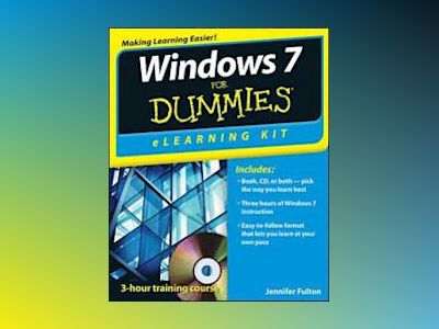 Windows 7 eLearning Kit For Dummies av Jennifer Fulton