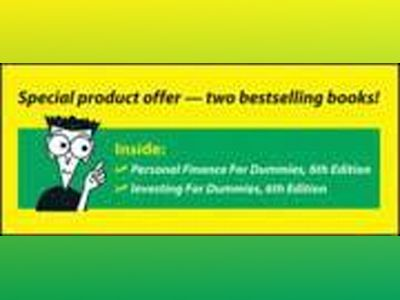 Personal Finance For Dummies, 6th Edition & Investing For Dummies, 5th Edit av Consumer Dummies