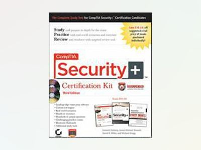 CompTIA Security+ Certification Kit: (Exam SY0-301), Includes CD Set, 3rd E av Emmett Dulaney