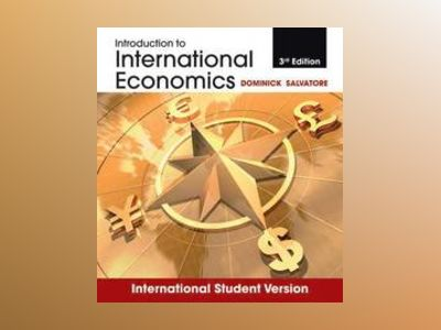 Introduction to International Economics, 3rd Edition International Student av Dominick Salvatore