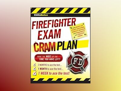 CliffsNotes Firefighter Exam Cram Plan av Northeast Editing
