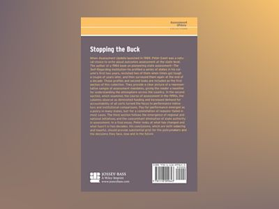 Stopping the Buck: Selections from From the States av AU
