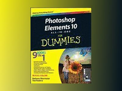 Photoshop Elements 10 All-in-One For Dummies av Barbara Obermeier