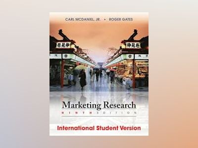 Marketing Research, 9th Edition International Student Version av Carl McDaniel