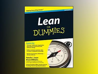 Lean For Dummies, 2nd Edition av Natalie J. Sayer