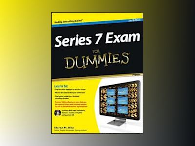 Series 7 Exam For Dummies av Steven M. Rice