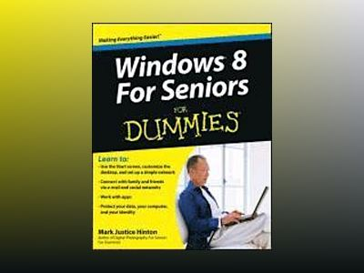 Windows 8 For Seniors For Dummies av Hinton