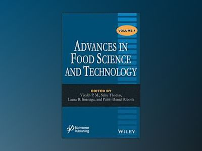 Advances in Food Sciences and Nutrition av Sabu Thomas