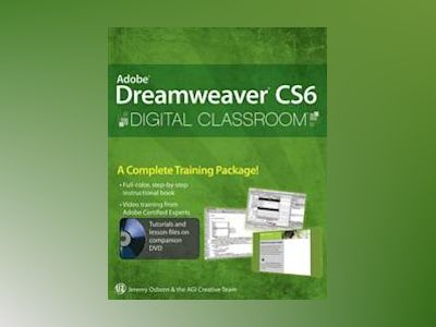 Adobe Dreamweaver CS6 Digital Classroom av Jeremy Osborn