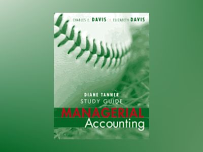Managerial Accounting, Study Guide av Charles E. Davis