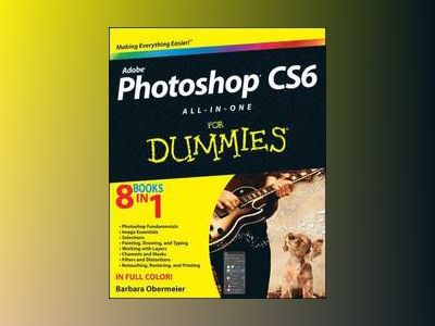 Photoshop CS6 All-in-One For Dummies av Barbara Obermeier
