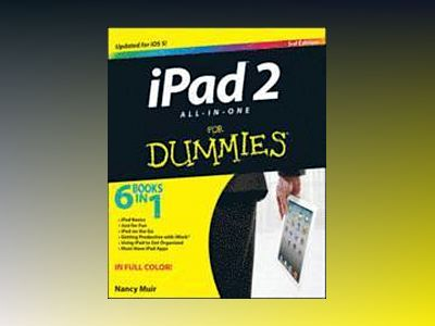 iPad All-in-One For Dummies, 3rd Edition av Nancy C. Muir