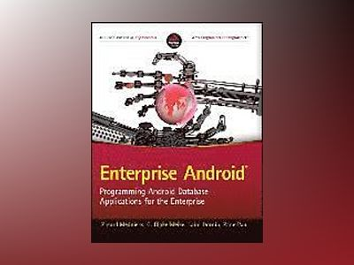 Professional Android Database Application Programming av P. Teale