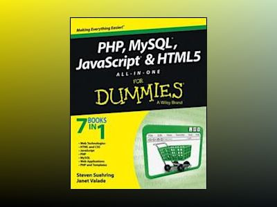 PHP, MySQL, JavaScript HTML5 All-in-One For Dummies av Valade