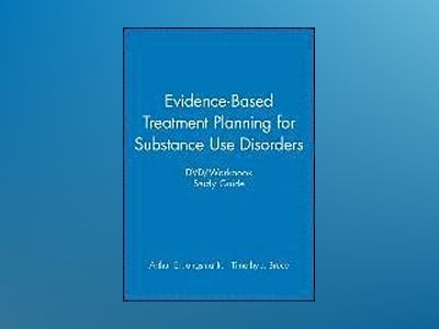 Evidence-Based Treatment Planning for Substance Abuse DVD Workbook av Jongsma Jr.
