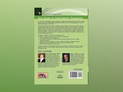 Confirmative Evaluation: Practical Strategies for Valuing Continuous Improv av Joan C. Dessinger