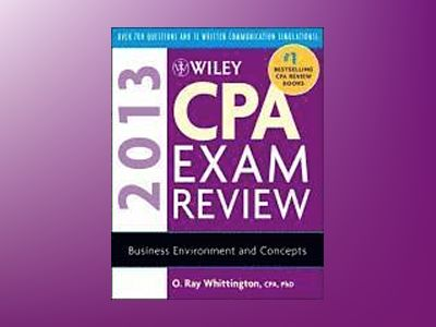 Wiley CPA Exam Review 2013 av Whittington