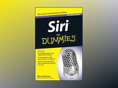 Siri For Dummies av Saltzman