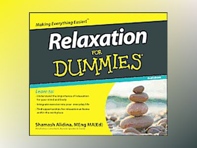 Relaxation For Dummies audiobook av Shamash Alidina