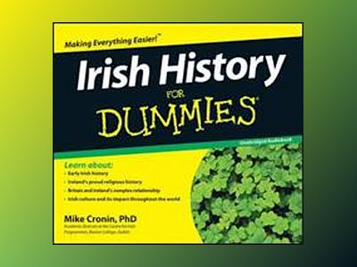 Irish History For Dummies Audiobook av Mike Cronin