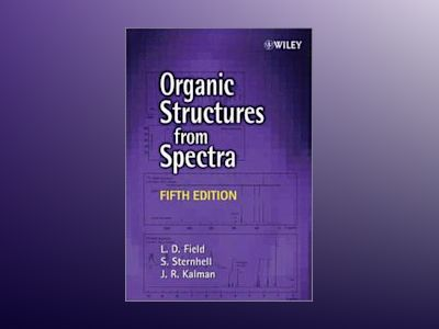 Organic Structures from Spectra, 5th Edition av L. D. Field