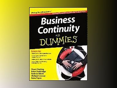 Business Continuity For Dummies av Cabinet Office