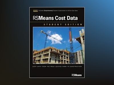 RSMeans Cost Data, + Website, Student Edition av Means Engineering Staff