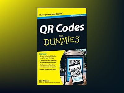 QR Codes For Dummies, Portable Edition av Waters