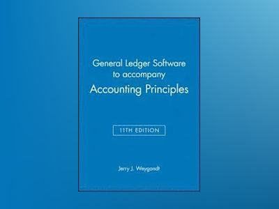 General Ledger Software t/a Accounting Principles, 11th Edition av Jerry J. Weygandt