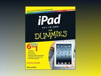iPad 'X' All-in-One For Dummies av Nancy C. Muir